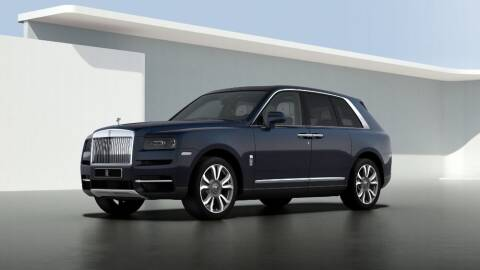 2020 Rolls-Royce Cullinan for sale at Bespoke Motor Group in Jericho NY