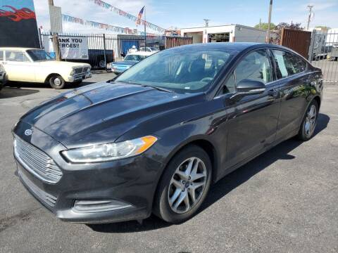 2013 Ford Fusion for sale at DPM Motorcars in Albuquerque NM