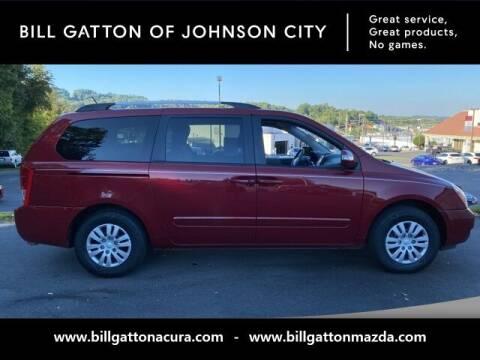 2012 Kia Sedona for sale at Bill Gatton Used Cars - BILL GATTON ACURA MAZDA in Johnson City TN