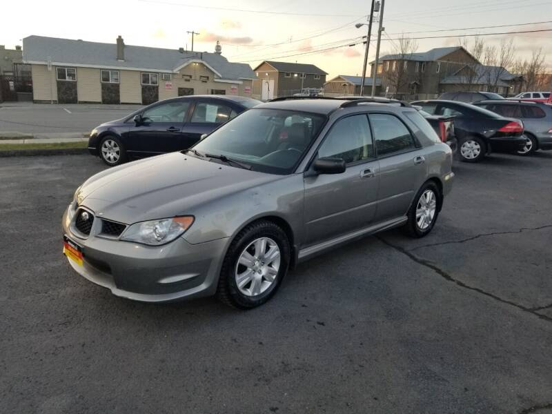 2006 Subaru Impreza for sale at Cool Cars LLC in Spokane WA