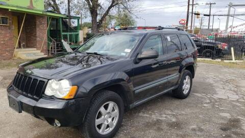 2008 Jeep Grand Cherokee for sale at C.J. AUTO SALES llc. in San Antonio TX