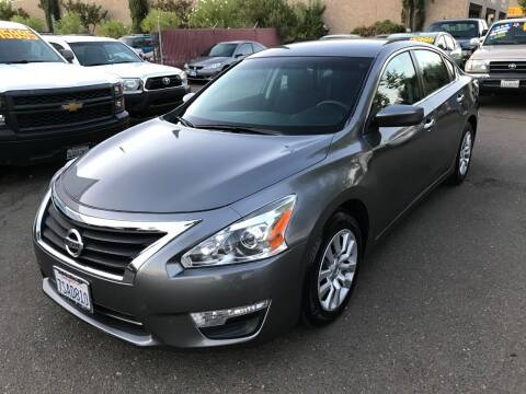 2015 Nissan Altima for sale at C. H. Auto Sales in Citrus Heights CA