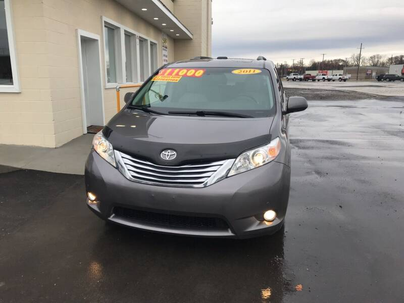 2011 Toyota Sienna for sale at Suarez Auto Sales in Port Huron MI