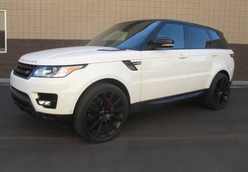 2015 Land Rover Range Rover Sport for sale at COPPER STATE MOTORSPORTS in Phoenix AZ