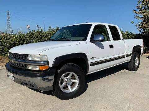 2001 Chevrolet Silverado 1500 for sale at Auto Hub, Inc. in Anaheim CA