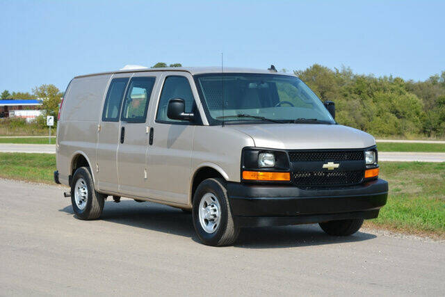 2017 Chevrolet Express Cargo for sale at Signature Truck Center - Cargo Vans in Crystal Lake IL