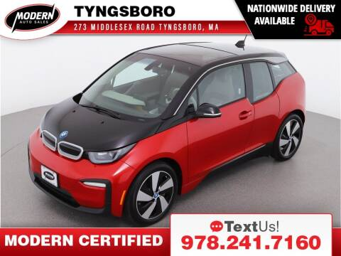 2018 BMW i3 for sale at Modern Auto Sales in Tyngsboro MA