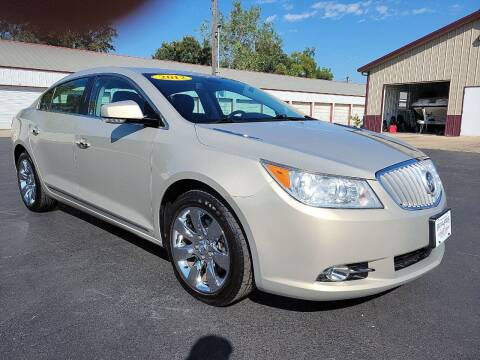 2012 Buick LaCrosse for sale at Holland's Auto Sales in Harrisonville MO