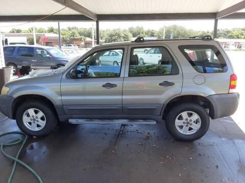 2007 Ford Escape for sale at Easy Credit Auto Sales in Cocoa FL