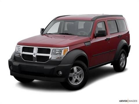 2007 Dodge Nitro for sale at Jamerson Auto Sales in Anderson IN