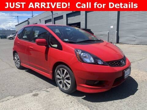 2013 Honda Fit for sale at Toyota of Seattle in Seattle WA