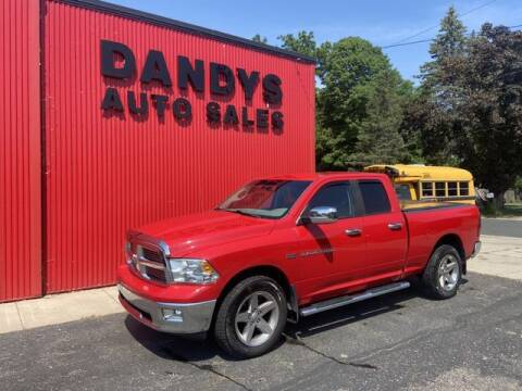 2012 RAM Ram Pickup 1500 for sale at Dandy's Auto Sales in Forest Lake MN