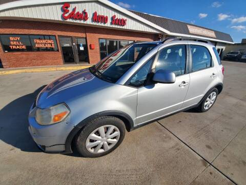 2010 Suzuki SX4 Crossover for sale at Eden's Auto Sales in Valley Center KS