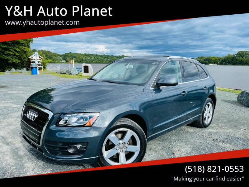 2010 Audi Q5 for sale at Y&H Auto Planet in West Sand Lake NY