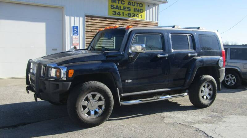 2007 HUMMER H3 for sale at MTC AUTO SALES in Omaha NE