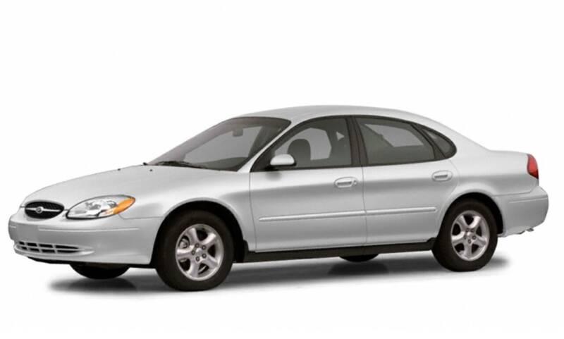 2003 Ford Taurus for sale at Diamond Automobile Exchange in Woodbridge VA