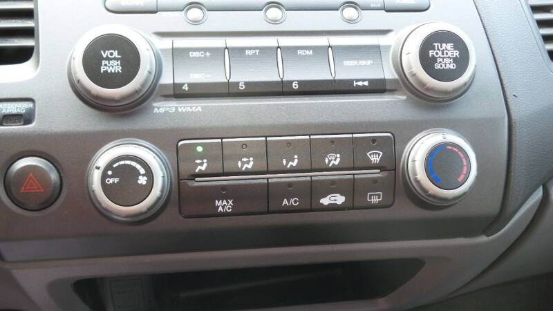 2008 Honda Civic LX 4dr Sedan 5A - Albany NY