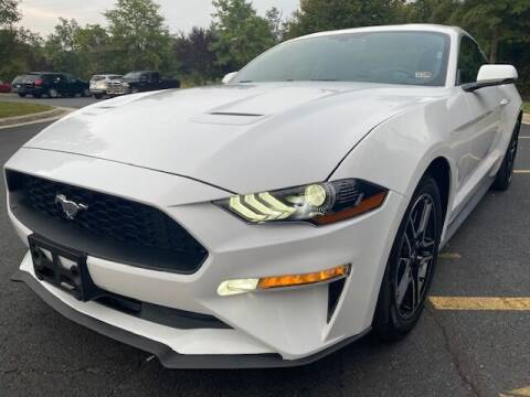 2019 Ford Mustang for sale at Pleasant Auto Group in Chantilly VA