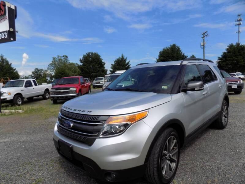 2015 Ford Explorer for sale in Warrenton, VA