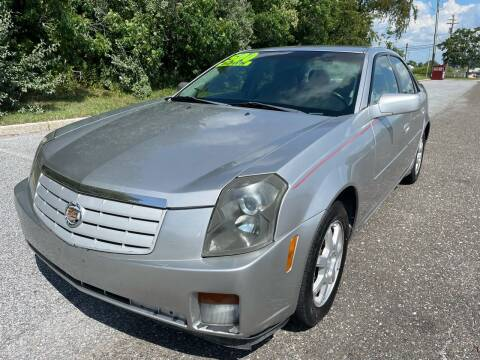 2006 Cadillac CTS for sale at Premium Auto Outlet Inc in Sewell NJ