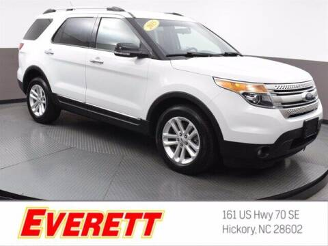2015 Ford Explorer for sale at Everett Chevrolet Buick GMC in Hickory NC