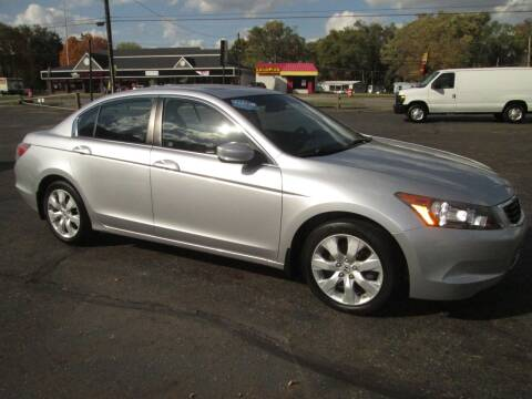 2008 Honda Accord for sale at Bob's Auto Sales in Canton OH