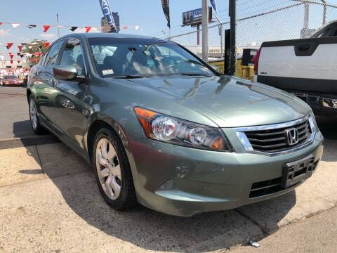 2008 Honda Accord for sale at GW MOTORS in Newark NJ