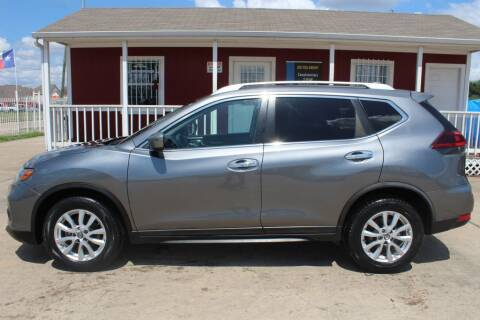 2018 Nissan Rogue for sale at AMT AUTO SALES LLC in Houston TX