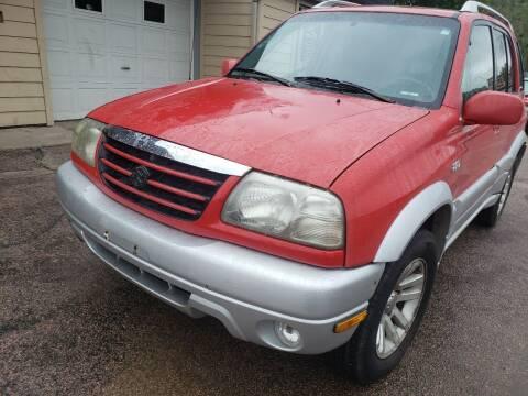 2004 Suzuki Grand Vitara for sale at Gordon Auto Sales LLC in Sioux City IA