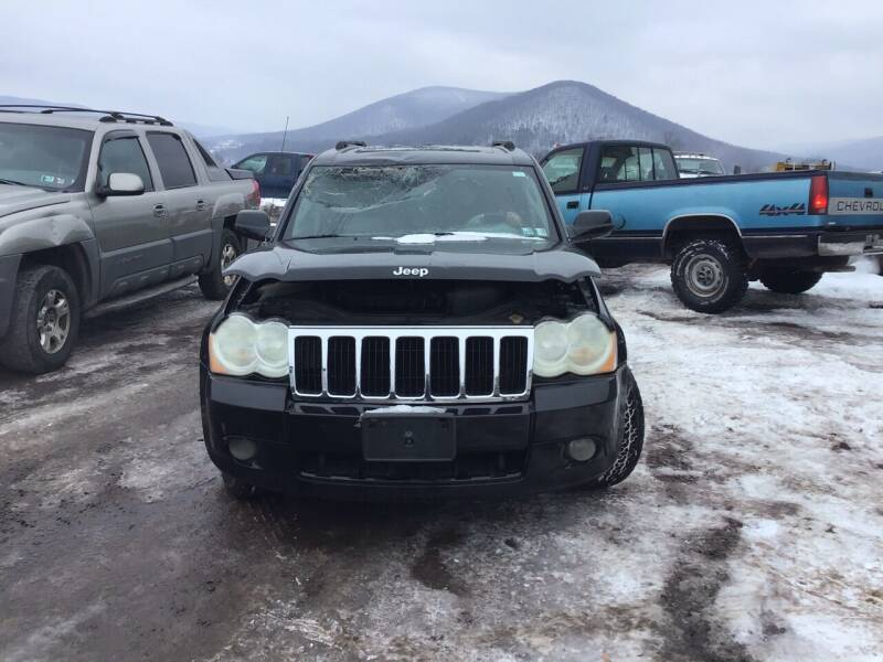 2009 Jeep Grand Cherokee for sale at Troys Auto Sales in Dornsife PA