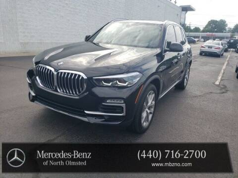 2020 BMW X5 for sale at Mercedes-Benz of North Olmsted in North Olmstead OH