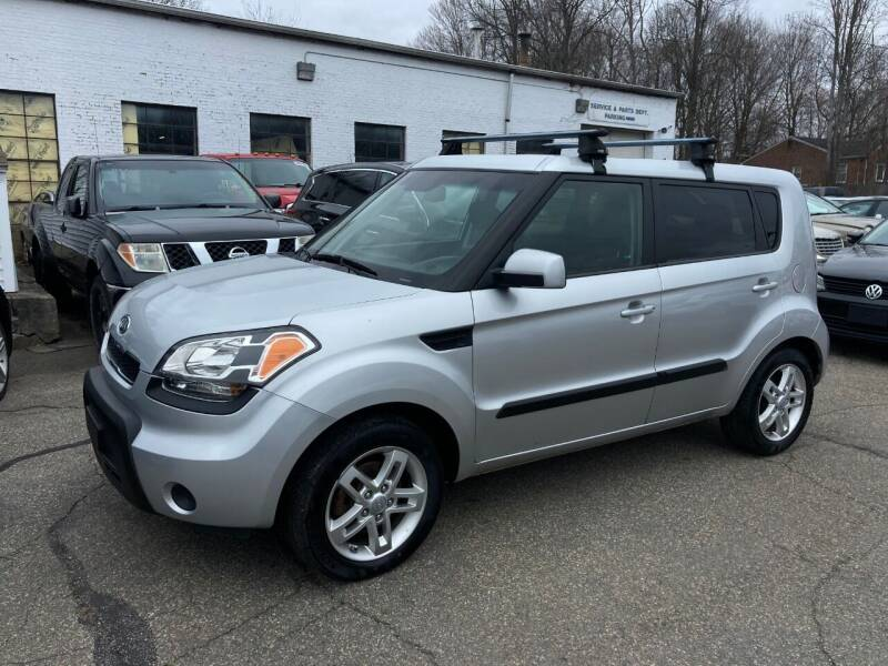 2011 Kia Soul for sale at ENFIELD STREET AUTO SALES in Enfield CT