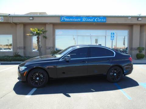 2018 BMW 3 Series for sale at Family Auto Sales in Victorville CA