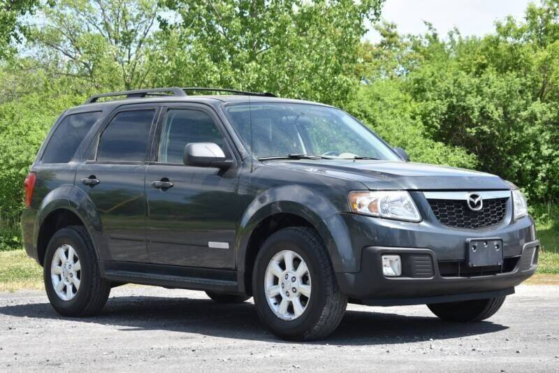 2008 Mazda Tribute for sale at Broadway Motor Car Inc. in Rensselaer NY