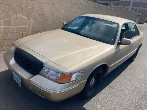 2000 Mercury Grand Marquis for sale at Blue Line Auto Group in Portland OR