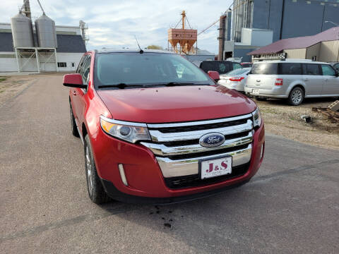 2011 Ford Edge for sale at J & S Auto Sales in Thompson ND