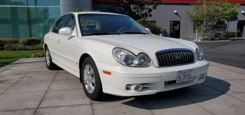 2005 Hyundai Sonata for sale at Top Motors in San Jose CA