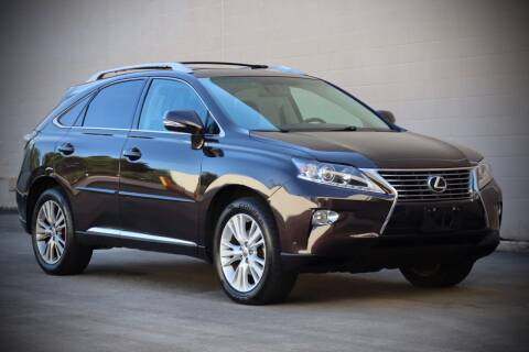 2013 Lexus RX 350 for sale at MS Motors in Portland OR