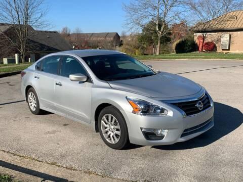 2015 Nissan Altima for sale at Lexington Auto Store in Lexington KY
