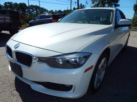 2014 BMW 3 Series for sale at Medford Motors Inc. in Magnolia TX