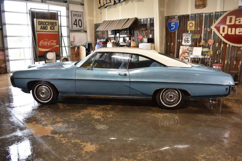 1968 Pontiac Catalina for sale at Cool Classic Rides in Redmond OR