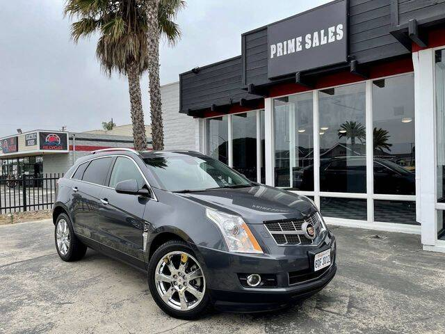 2010 Cadillac SRX for sale at Prime Sales in Huntington Beach CA