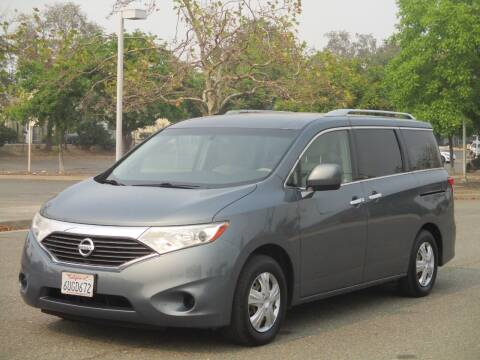 2012 Nissan Quest for sale at General Auto Sales Corp in Sacramento CA