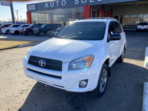 2009 Toyota RAV4 for sale at Auto Solutions in Warr Acres OK