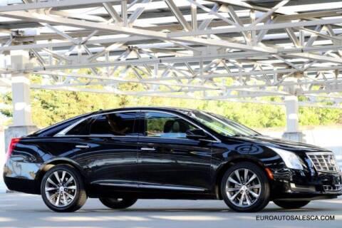 2014 Cadillac XTS for sale at Euro Auto Sales in Santa Clara CA