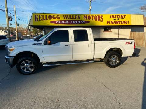 2012 Ford F-250 Super Duty for sale at Kellogg Valley Motors in Gravel Ridge AR