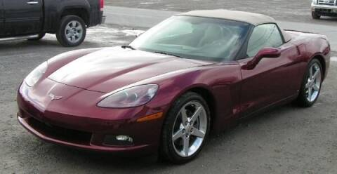 2006 Chevrolet Corvette for sale at Kenny's Auto Wrecking - Kar Ville- Ready To Go in Lima OH