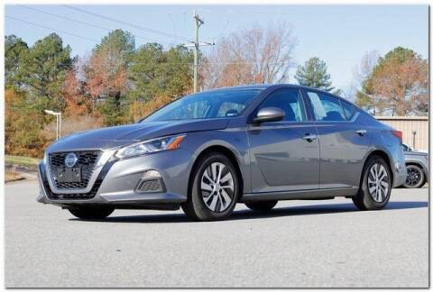 2019 Nissan Altima for sale at WHITE MOTORS INC in Roanoke Rapids NC