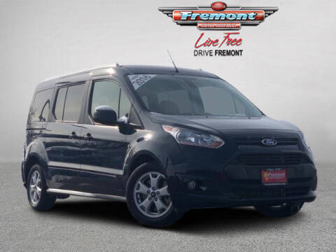 2016 Ford Transit Connect Wagon for sale at Rocky Mountain Commercial Trucks in Casper WY