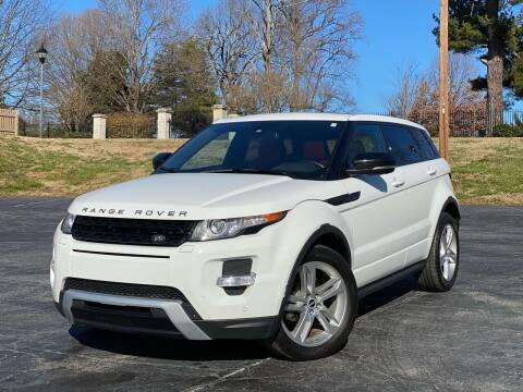 2013 Land Rover Range Rover Evoque for sale at Sebar Inc. in Greensboro NC